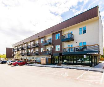 Thornton Flats, South Lawn, Austin, TX