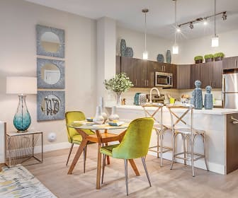Dining Room, Incline at Anthem 55+ Community