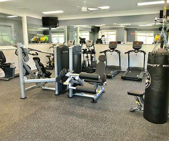 Fitness Weight Room, The Reserve At Brookberry Farm