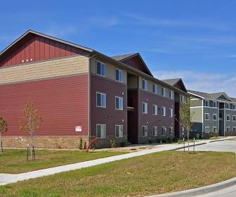 Building, The Flats At Southwest Crossing