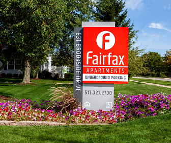 Fairfax Apartments, Great Lakes Christian College, MI