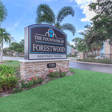The Fountains At Forestwood Apartments Fort Myers Fl 33907