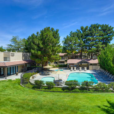Park West Village Apartments - Lancaster, CA 93536