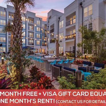 The Princeton at College Park Apartments - Orlando, FL 32804