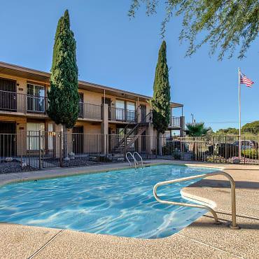 Vista Hermosa Apartments Tucson Az 85705