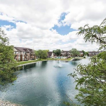 Scarborough Lake Apartments Indianapolis In 46254