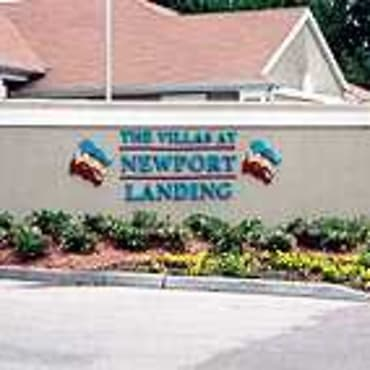 The Villas At Newport Landing Apartments Tampa Fl 33625