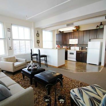 Grand Boulevard Lofts Apartments Kansas City Mo 64106