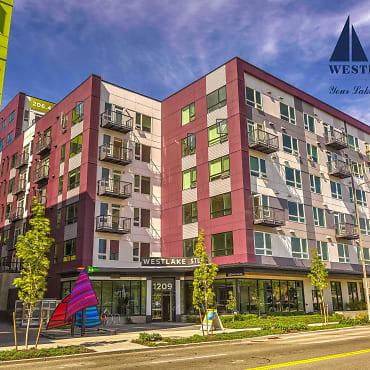 Westlake Steps & Marina SLU Apartments - Seattle, WA 98109