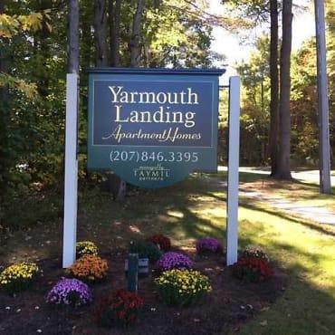 Yarmouth Landing Apartments Yarmouth Me 04096