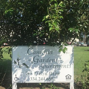 Camellia Gardens Apartments Montgomery Al 36109