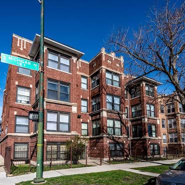 5854 S Michigan Apartments - Chicago, IL 60637