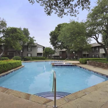 The Bend In The Village Apartments Dallas Tx 75206