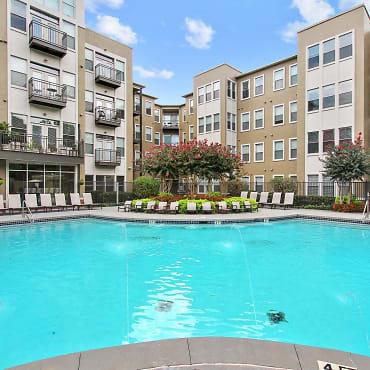 Mariposa Loft Apartments Inman Park Atlanta Ga 30307