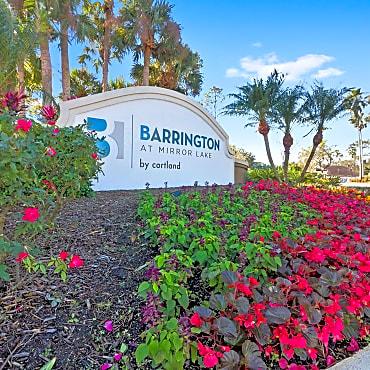 Barrington At Mirror Lake By Cortland Apartments Apopka Fl 32703