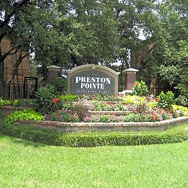 Preston Pointe Apartments Dallas Tx 75254