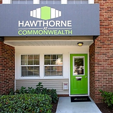 Hawthorne At Commonwealth Apartments Charlotte Nc 28205