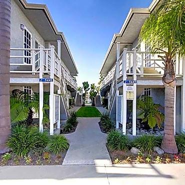 Marina Apartments - Long Beach, CA 90803