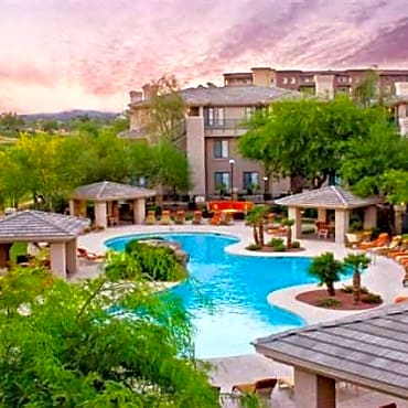 The Paragon At Kierland Apartments Scottsdale Az 85254