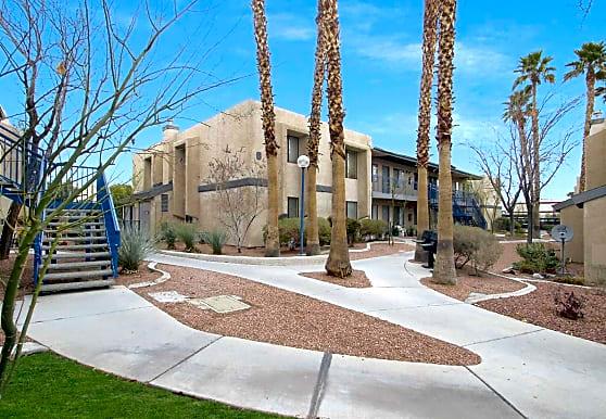 Heritage Park, Las Vegas, NV