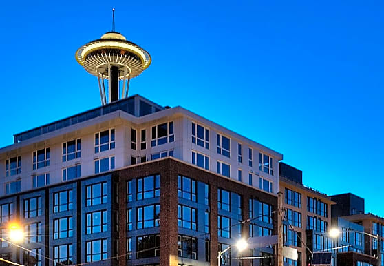 The Century Apartments, Seattle, WA