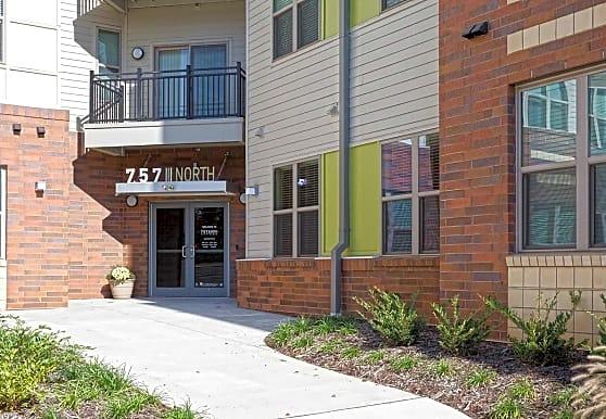 757 North Apartments, Winston-Salem, NC