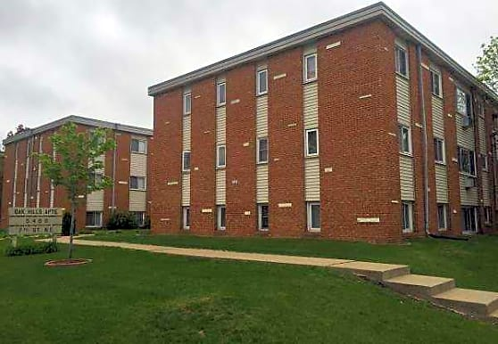 Oak Hill Apartments, Fridley, MN