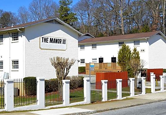 Manor III Apartments, Atlanta, GA