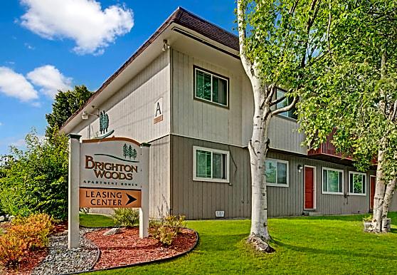 Brighton Woods, Anchorage, AK