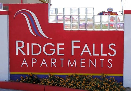 Ridge Falls, Las Vegas, NV