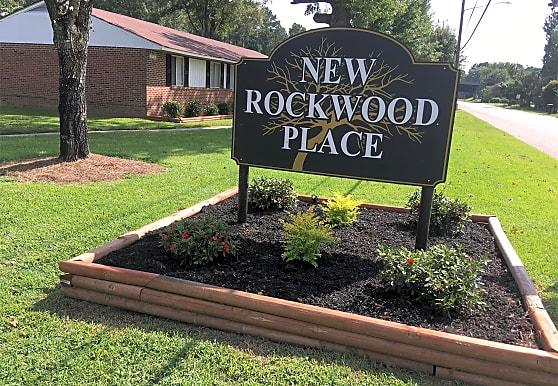 New Rockwood Place Apartments, Rocky Mount, NC