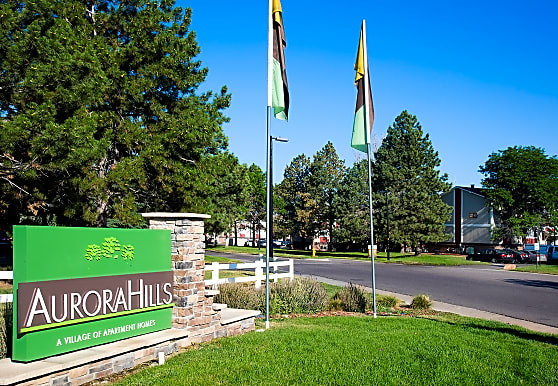 Aurora Hills, Aurora, CO