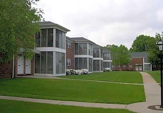 Town House Apartments, Springfield, NJ