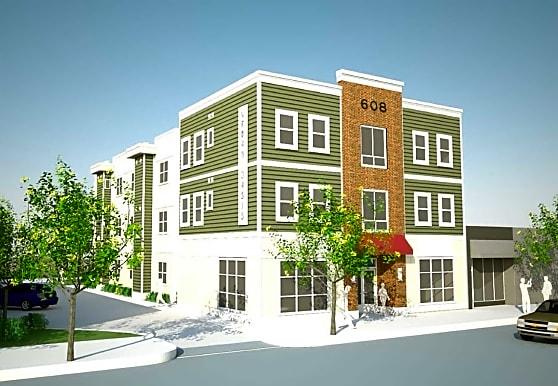 Urban Oasis Apartments, Wilmington, NC