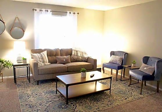 Regency Square Apartments, Odessa, TX