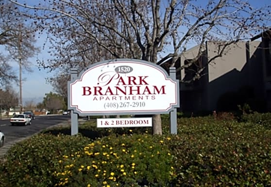 Park Branham, San Jose, CA