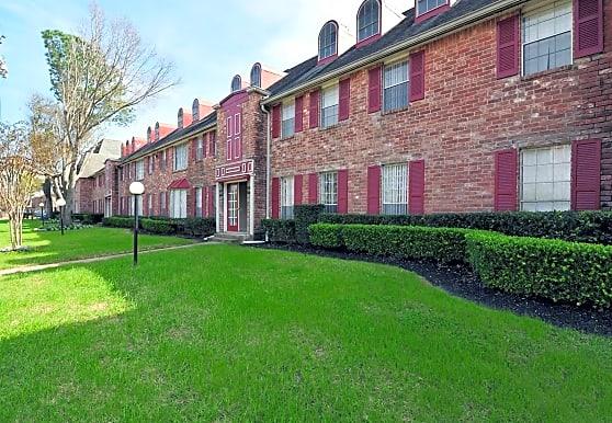 Belmont Place & La Fontaine Apartments, Houston, TX