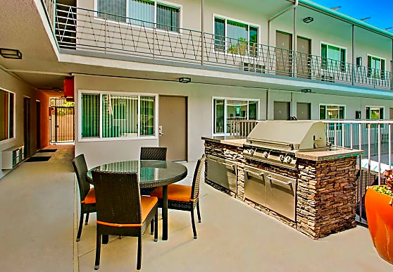 Twin Palms Apartments, North Hollywood, CA