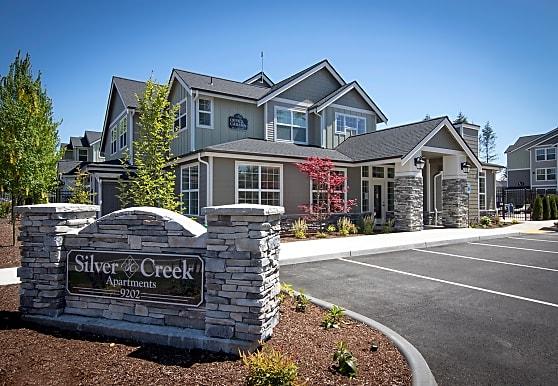 Silver Creek, Puyallup, WA