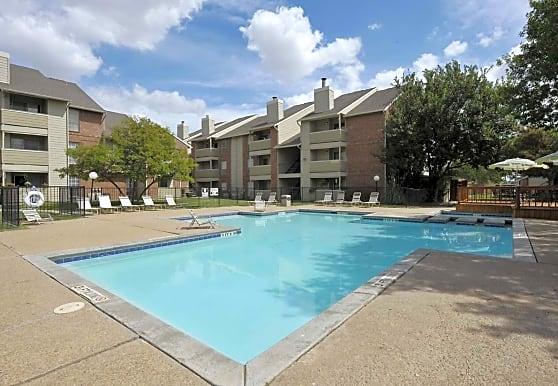 Newport Apartments - Amarillo, TX 79109