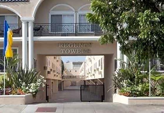 Encino Regency Towers, Encino, CA