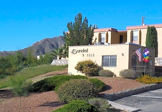 Sundial, El Paso, TX