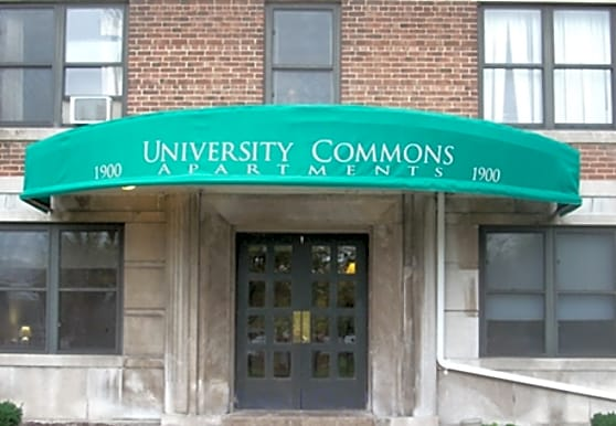 University Commons Apartments, Cleveland, OH
