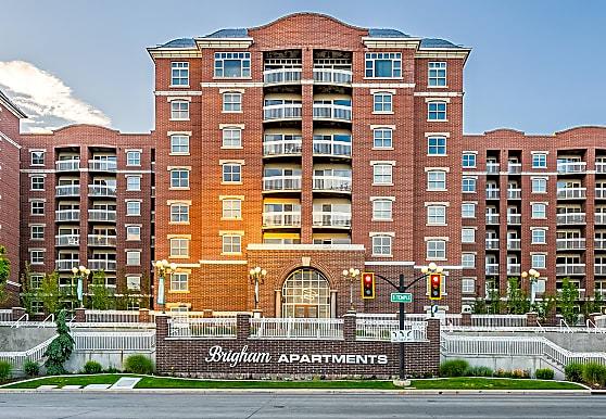 Brigham Apartments, Salt Lake City, UT