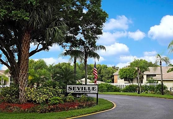 Seville Apartments, Fort Myers, FL