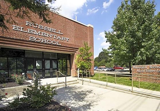 Russell School Apartments, Lexington, KY