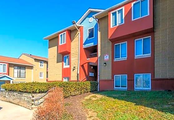 Lester Morton Court Apartments, Baltimore, MD