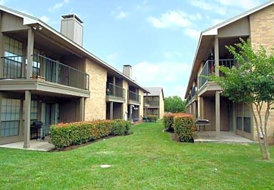 Country Club Condominiums, Garland, TX