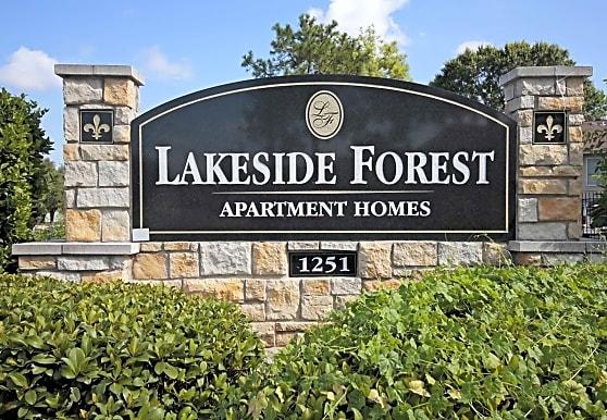 Lakeside Forest, Houston, TX