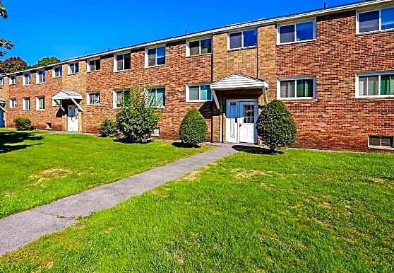 Grant Village Apartments, Syracuse, NY
